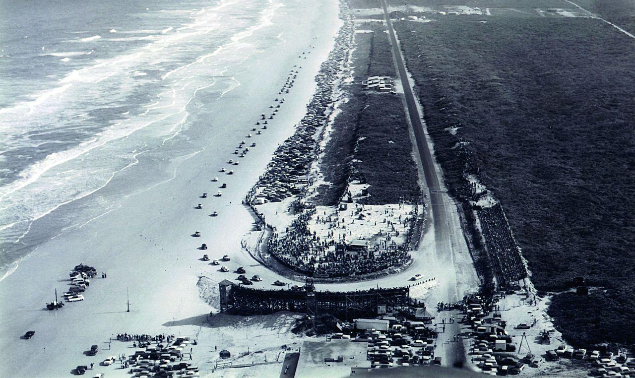 1955 NASCAR Daytona Beach