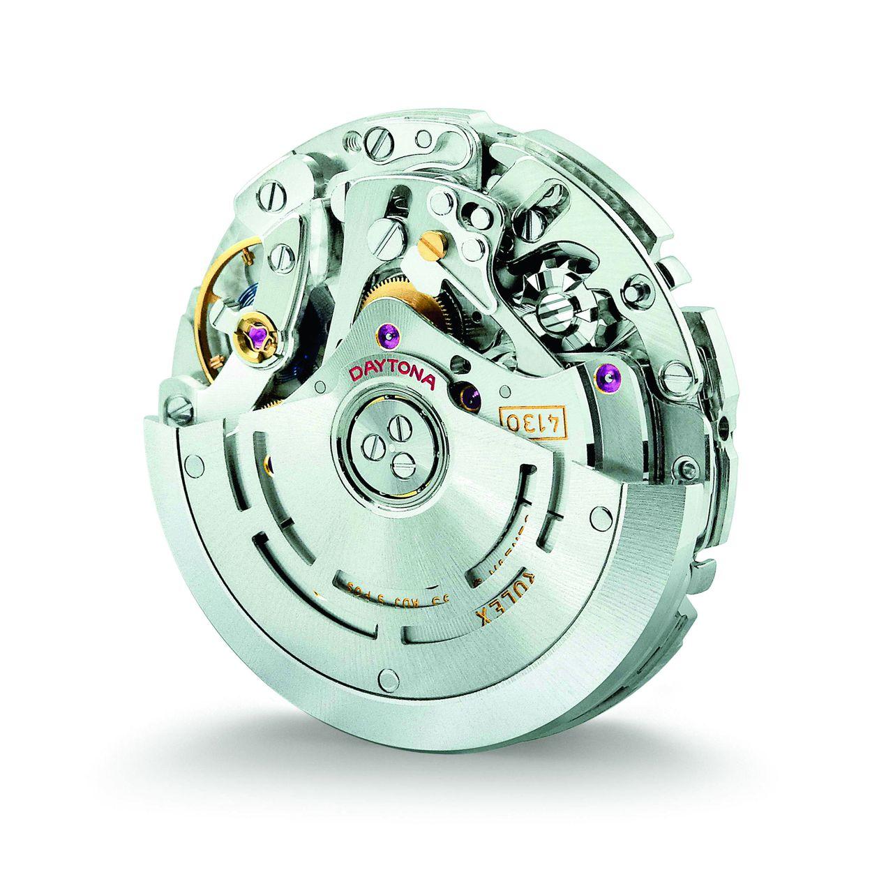 Rolex Calibre 4130