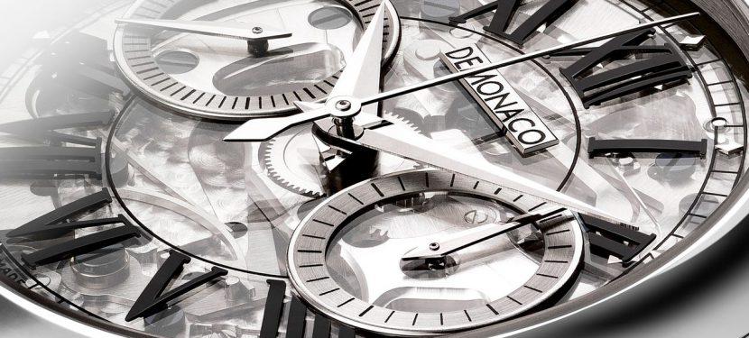 Ateliers deMonaco Admiral Chronographe Flyback – Saphir