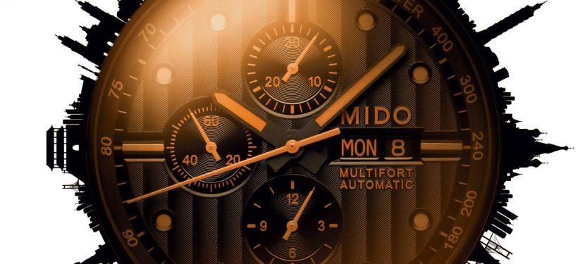 Mido Baroncelli Caliber 80 Chronometer Silicon