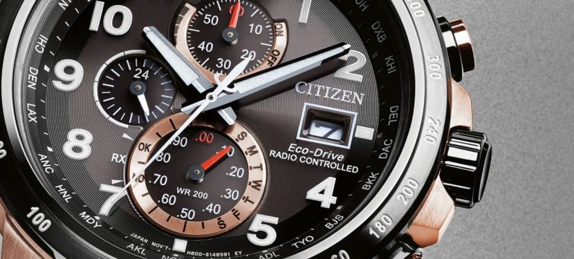 Citizen Promaster Sky AT8126