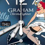 Pin-up lányok  - Graham Chronofighter Vintage Nose Art