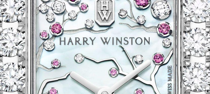 Cseresznyevirágzás – Harry Winston Avenue Classic Cherry Blossom