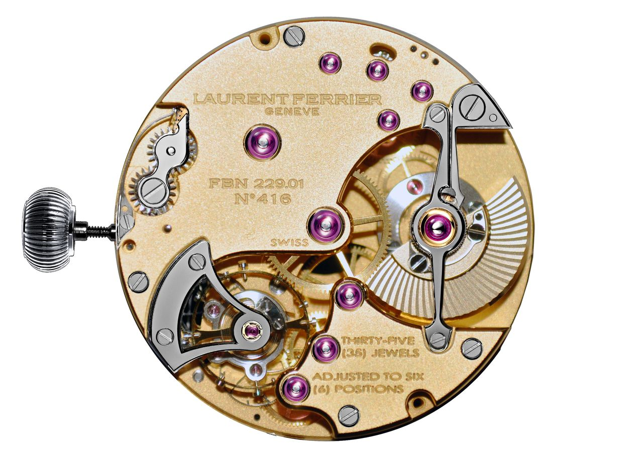 Laurent-Ferrier-Montre-Ecole-movement