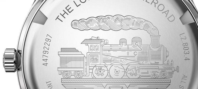 Megy a vonat – Longines Railroad