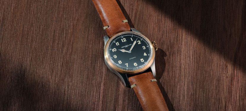 Meglepetés – Montblanc 1858 Automatic Dual Time