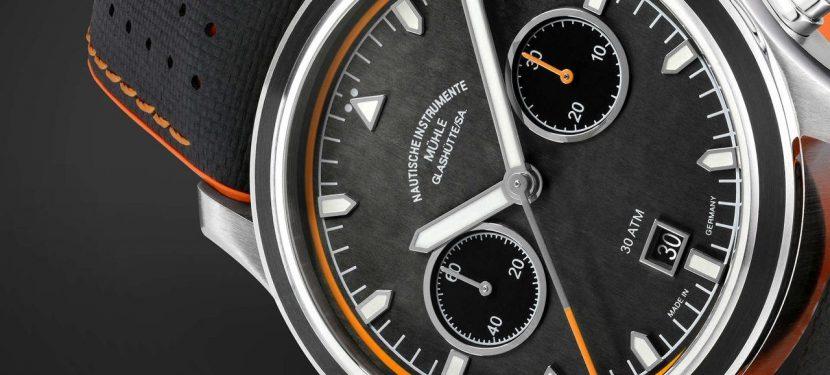 Vizes óra a szászoktól – Mühle-Glashütte ProMare Chronograph