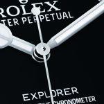 A beismerés - Rolex Explorer
