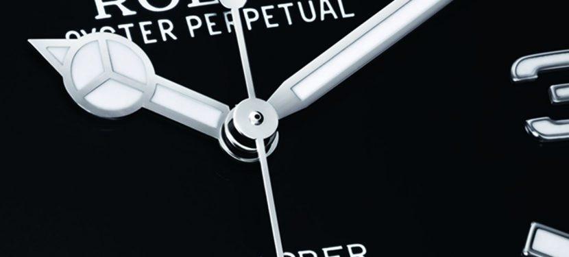 A beismerés – Rolex Explorer