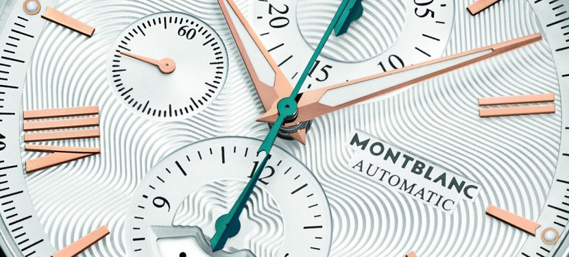 Montblanc 4810 Chronograph – bevált recept