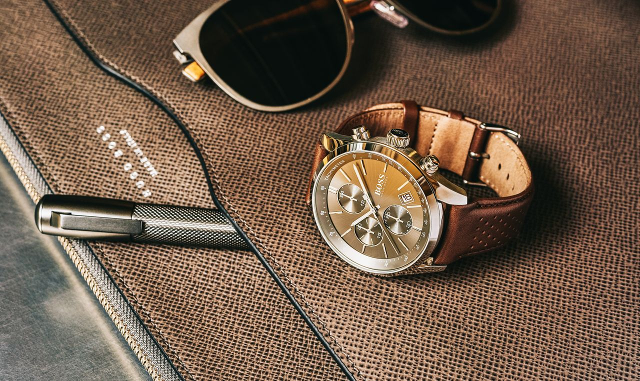 Hugo Boss Grand Prix 1513476 - ha nem tudnánk: számos más Hugo Boss kiegészítő is kapható, bőrárutól kezdve, napszemüvegen át egészen az órákig