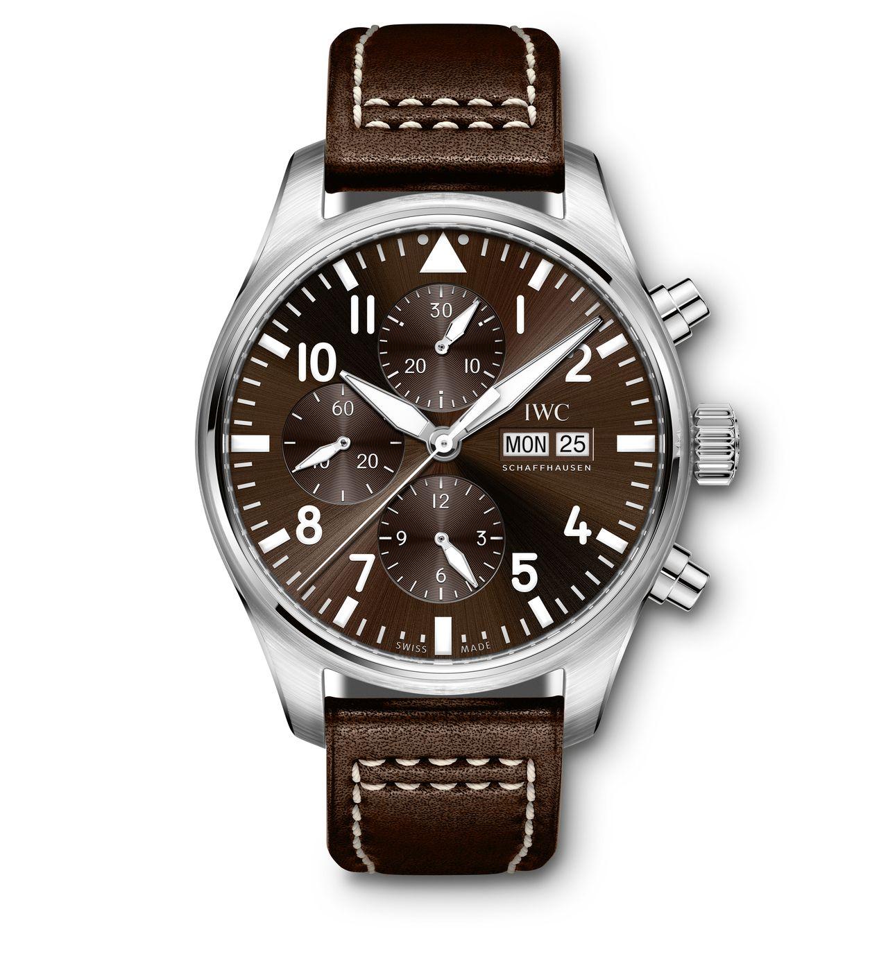 "IWC Pilot's Watch Chronograph Edition ""Antoine de Saint- Exupéry"" - idén csak sima kronóra futotta"