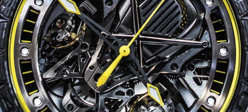 Elborult – Roger Dubuis Aventador S