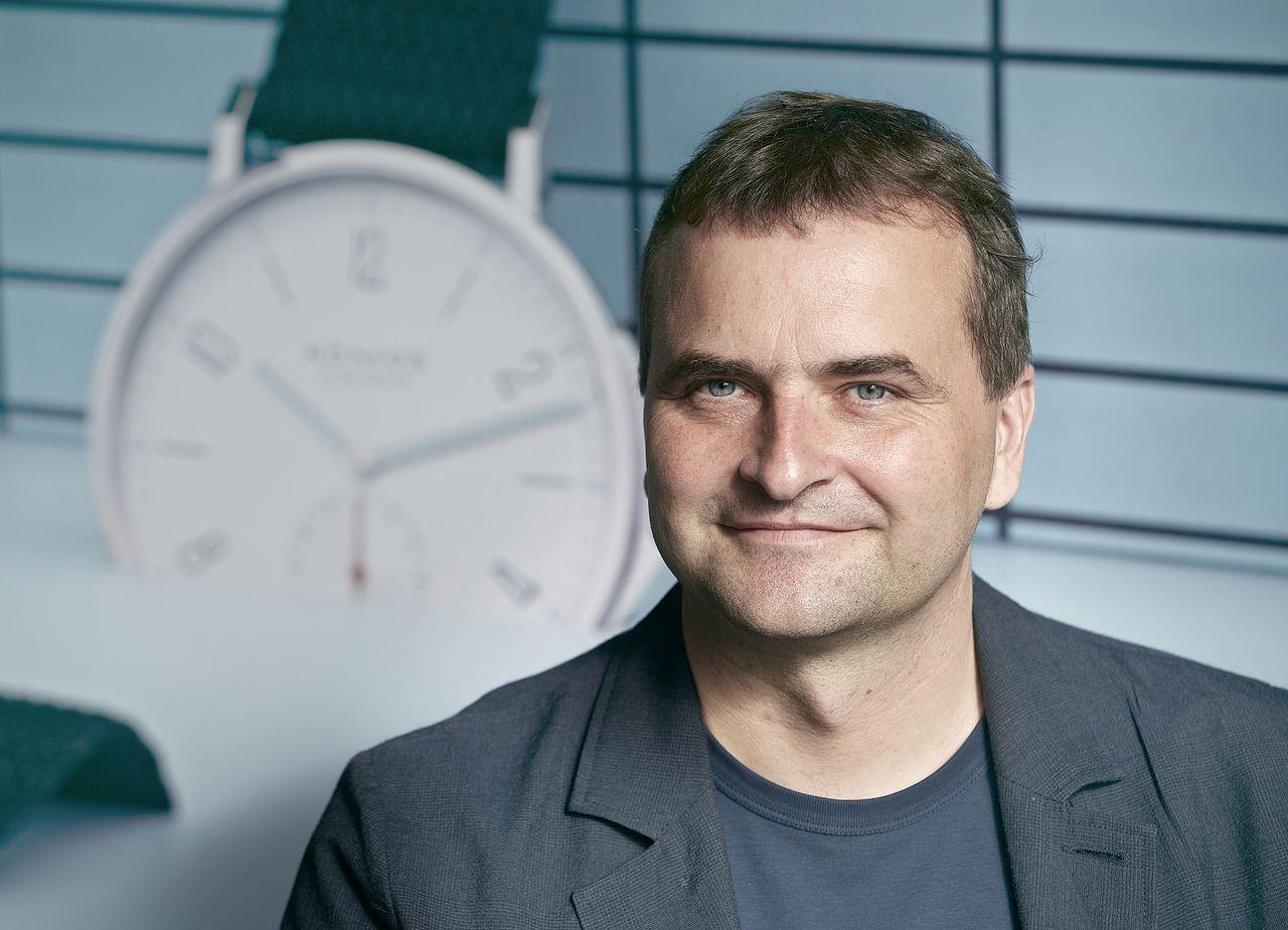 Uwe Ahrendt, a Nomos jelenlegi vezérigazgatója