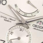 Mechanikus óra apróért – Orient Classic FM03002W