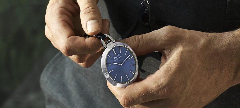 Piaget Altiplano 60th Anniversary Pocket Watch