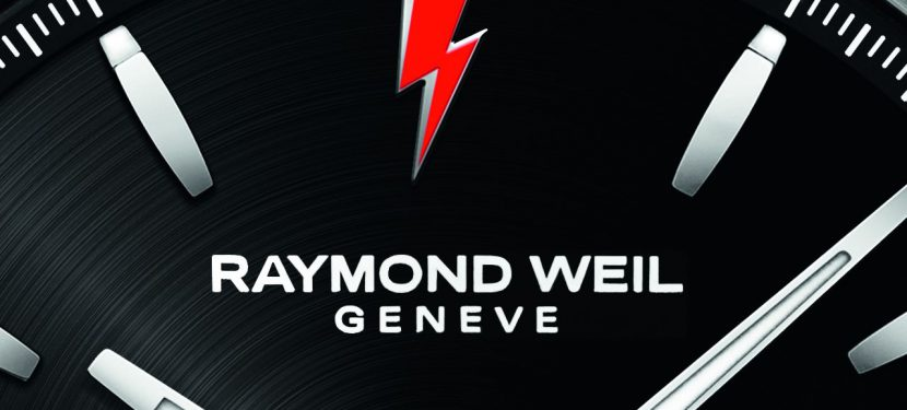 Raymond Weil Freelancer Bowie Limited Edition