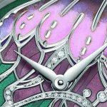 Medúza - Ulysse Nardin Jade Jellyfish