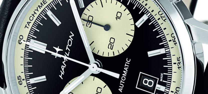 Sose volt óra – Hamilton Intra-matic 68