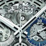 Zenith Chronomaster El Primero Full Open