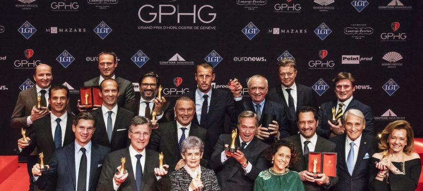 GPHG – Óra-Oscar 2017