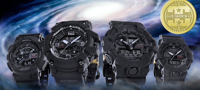 Évfordulóra – Casio G-Shock Big Bang Black