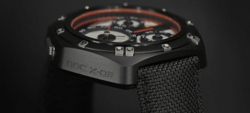 Vissza a jövőbe – Hamilton ODC X-03