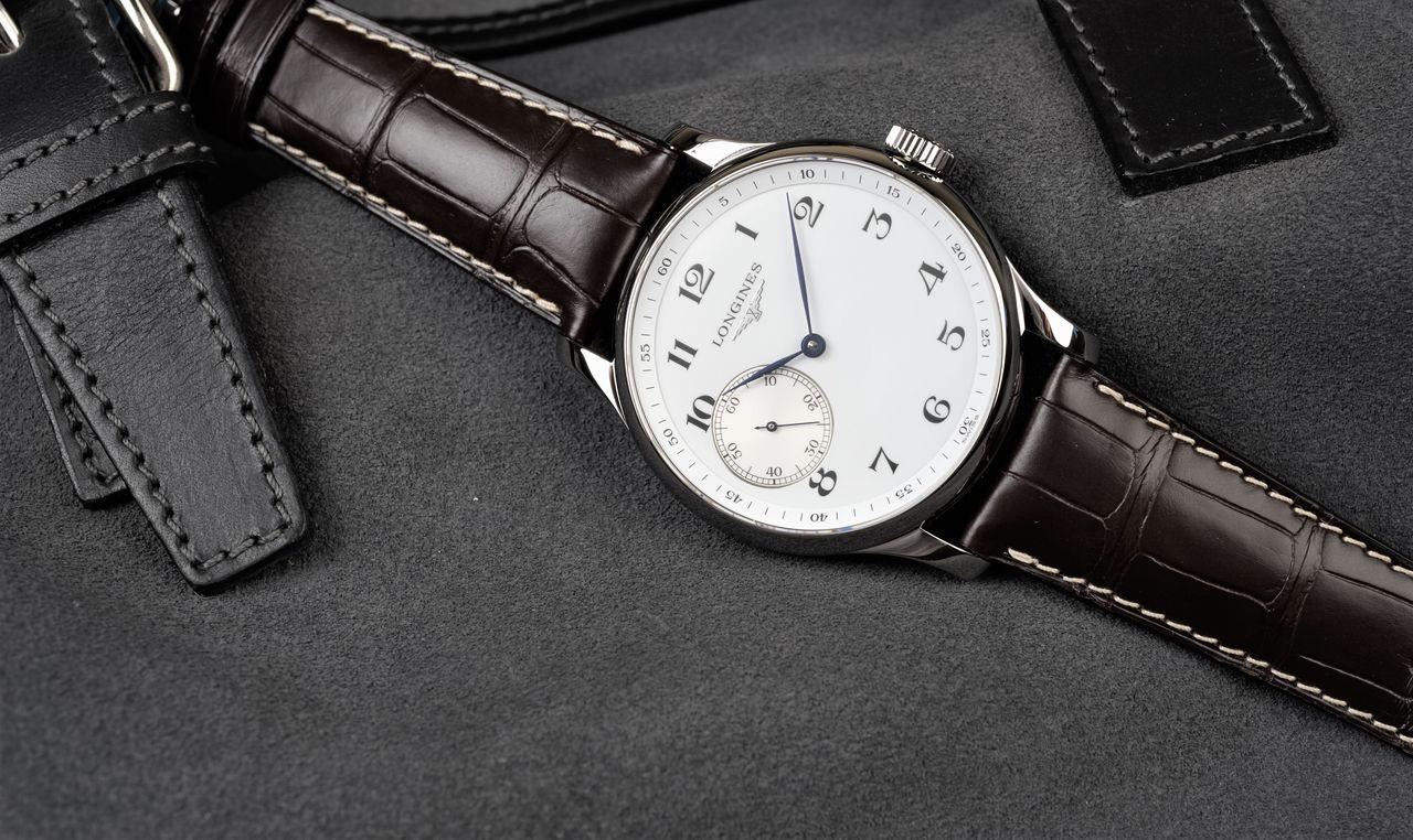 Longines Master Collection L2.841.4.18.5 / Fotó: Venicz Áron