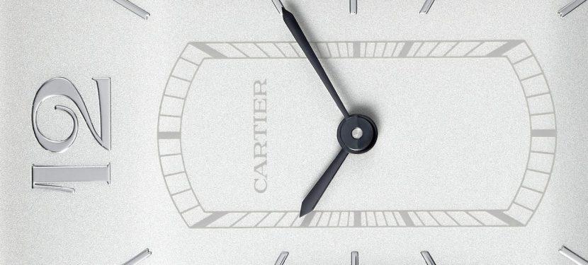 SIHH 2018 – Cartier Tank Cintrée