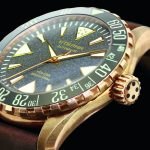 Eterna Kon-Tiki Bronze Limited Edition