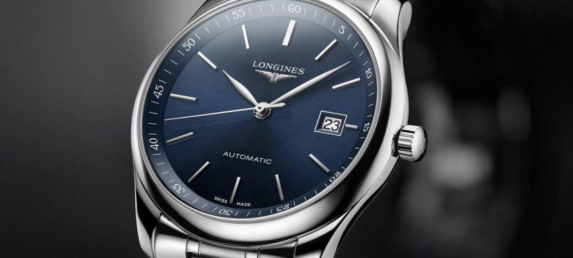Az a szép – Longines Master Blue Edition