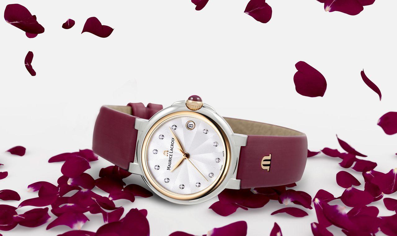 Maurice Lacroix Fiaba Valentine - ha virágszirmok nem is, szép csomagolás jár hozzá
