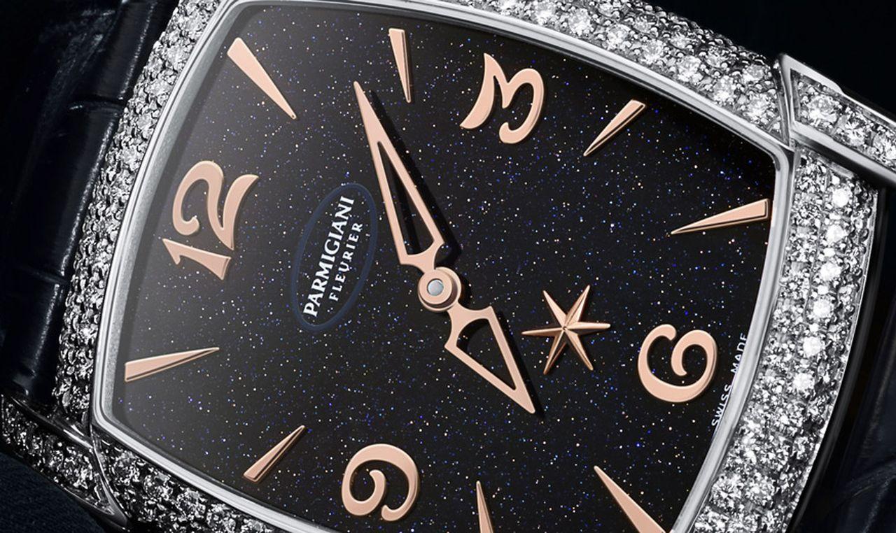 Parmigiani Fleurier Kalpa Kalparisma Nova Galaxy - fehérarany változat 182 gyémánttal