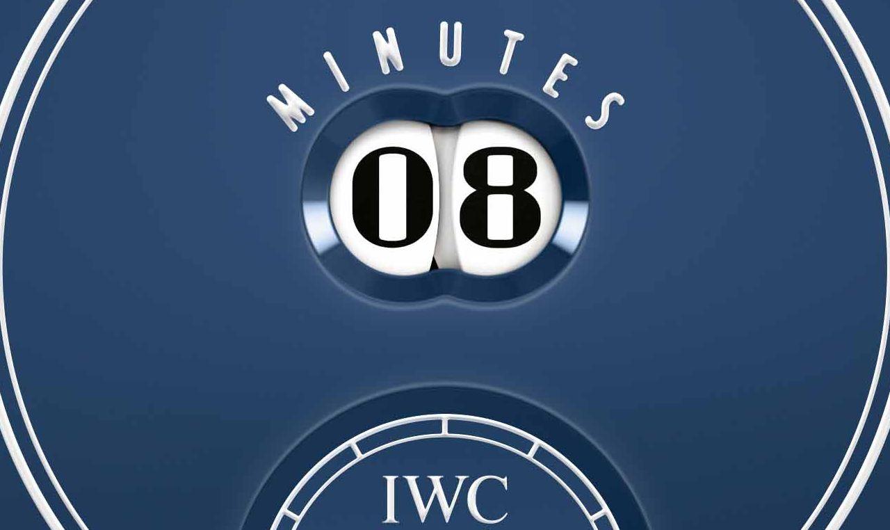 IWC Tribute to Pallweber