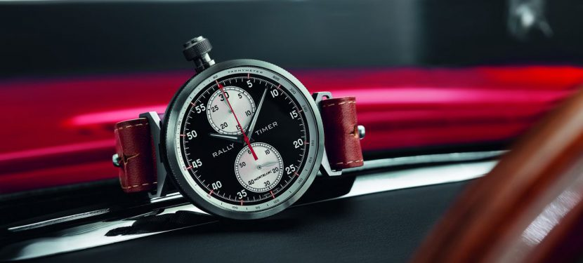 SIHH 2018 – Montblanc TimeWalker Rally Timer Chronograph