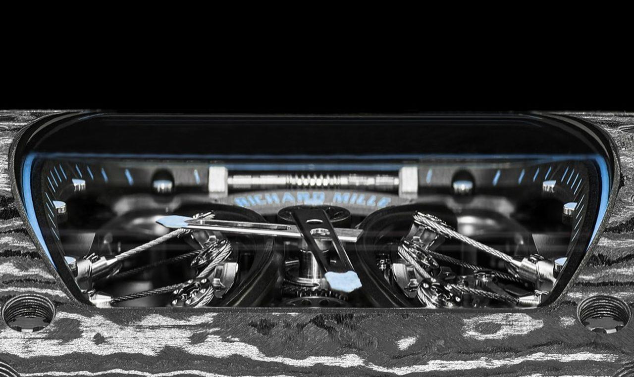 Az elnyűhetetlen Richard Mille RM 53-01
