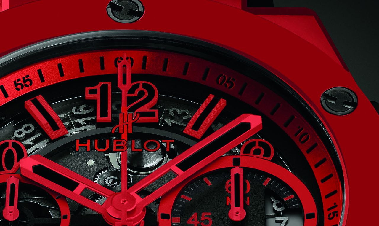 Itt a piros – Hublot Big Bang Unico Red Magic