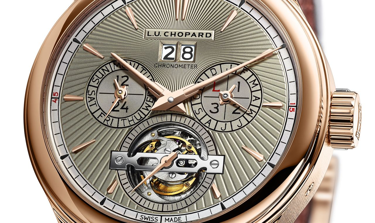 Chopard L.U.C All-in-One – mindent bele