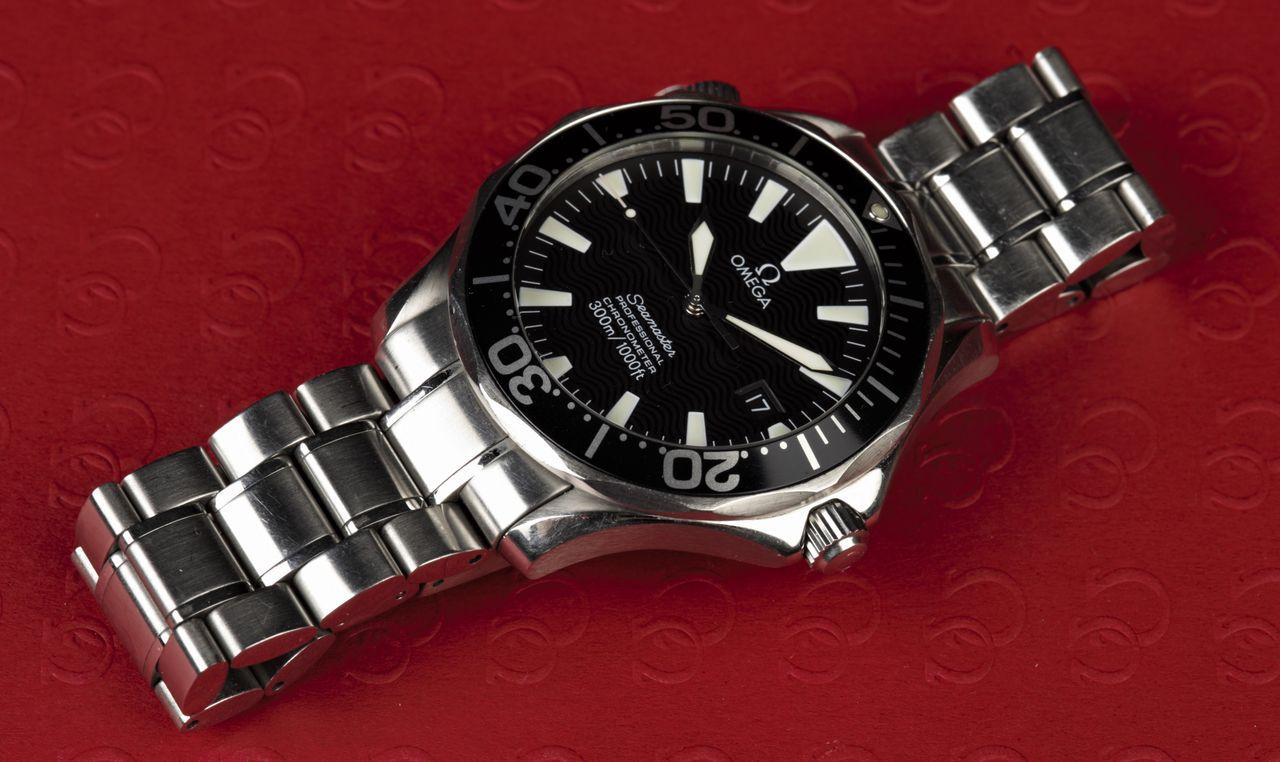 Tartósteszt – Omega Seamaster Professional Diver