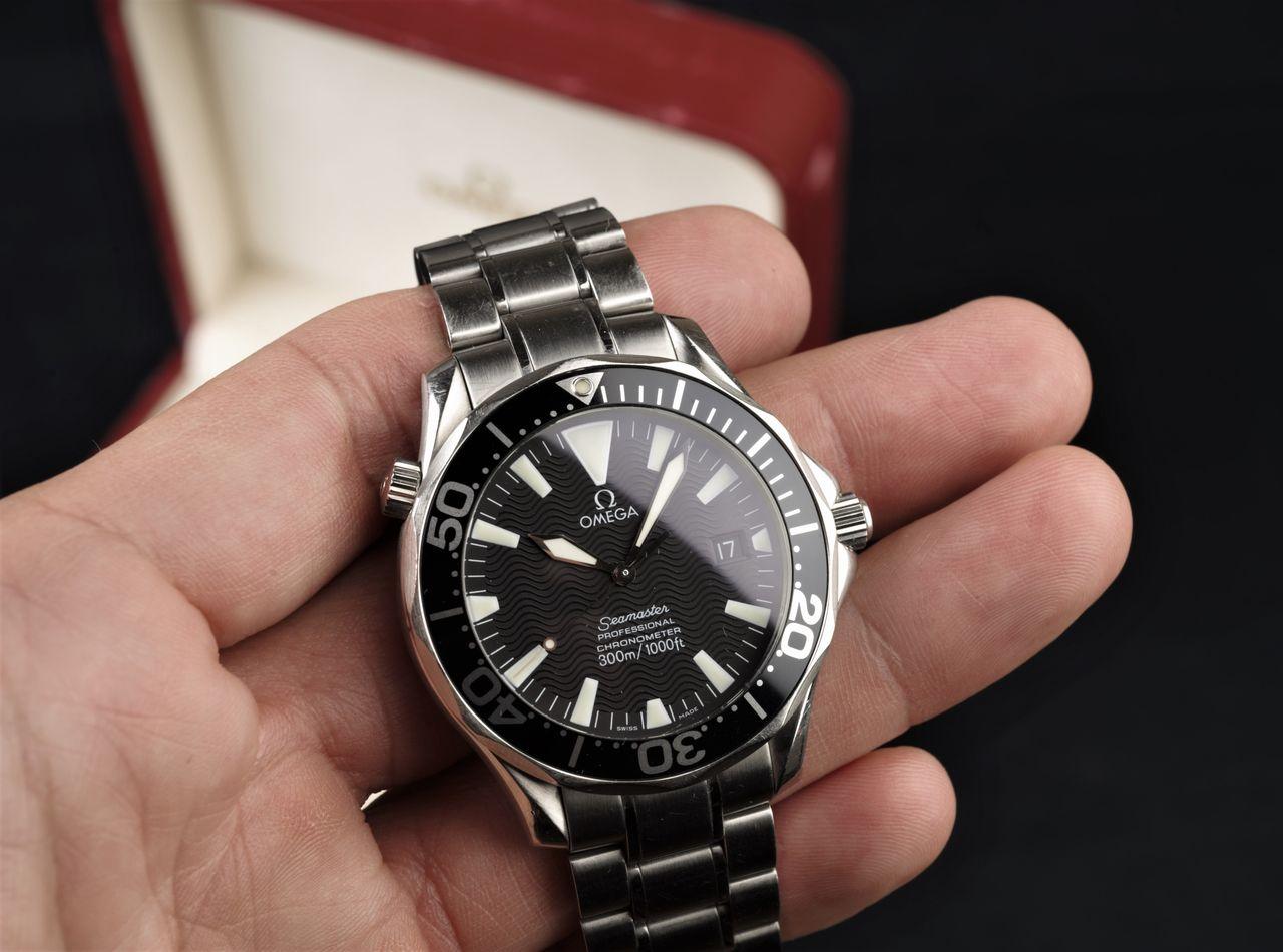 Omega Seamaster Professional Diver - még mindig kívánatos / Fotó: Venicz Áron