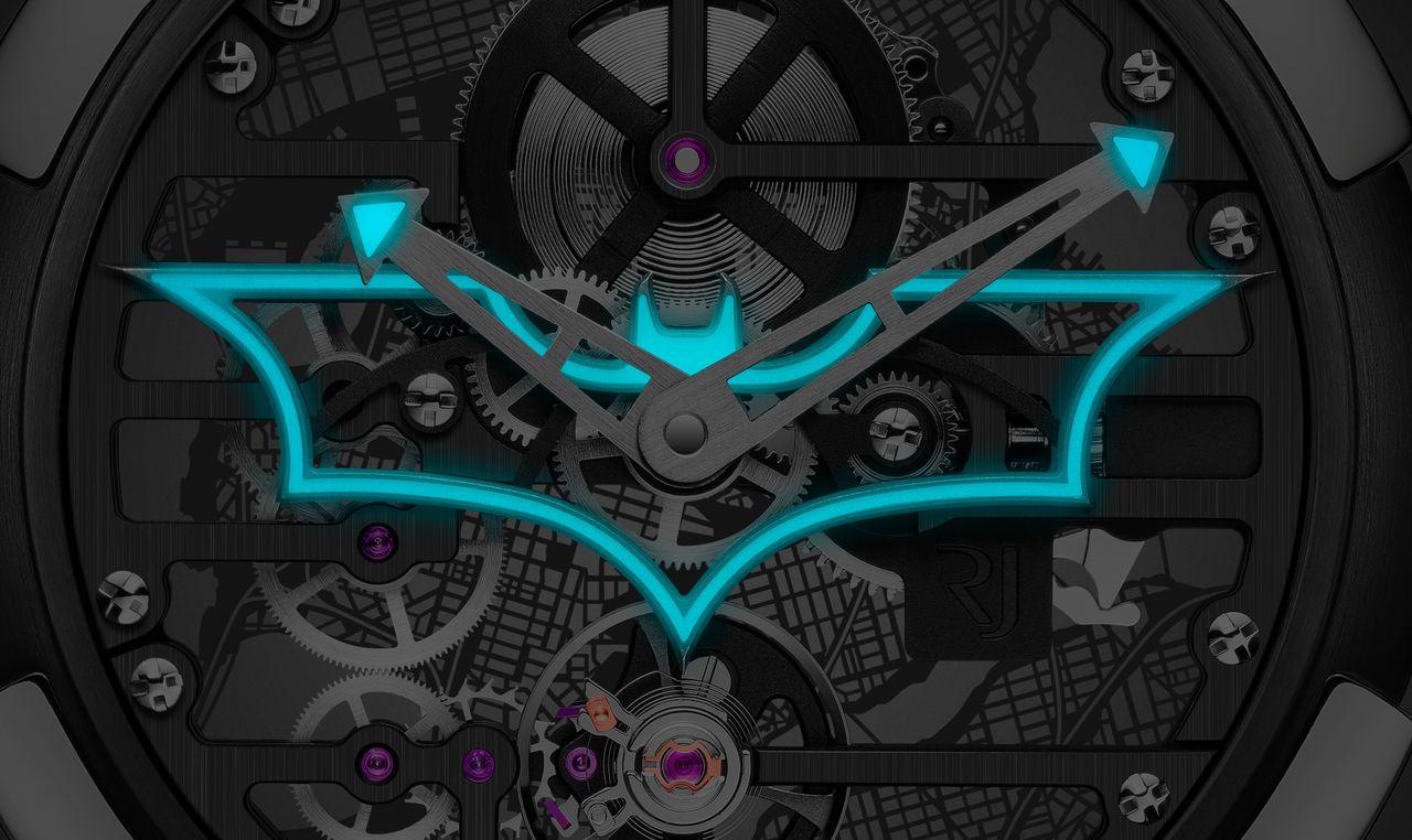Romain Jerome Skylab Batman