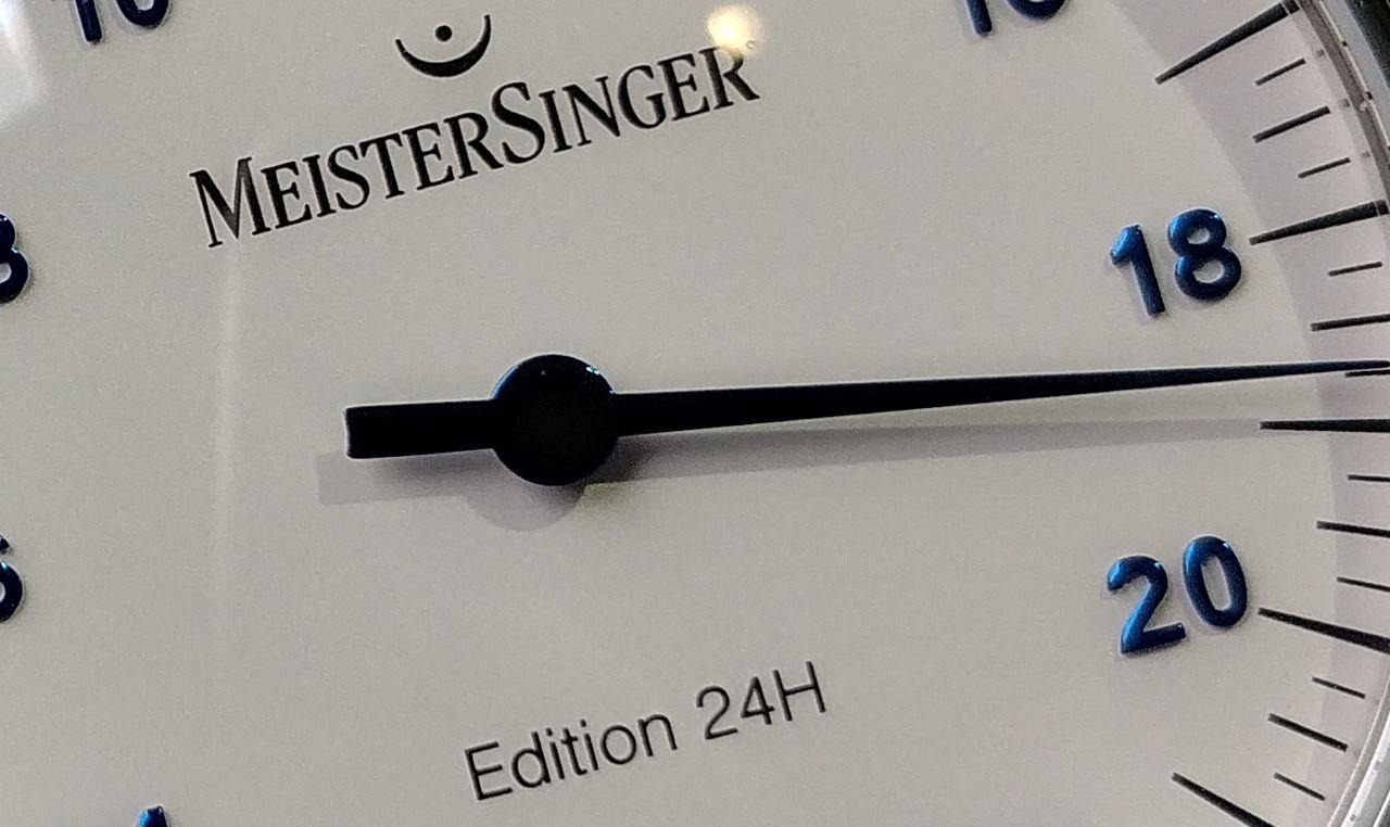 MeisterSinger Edition 24H