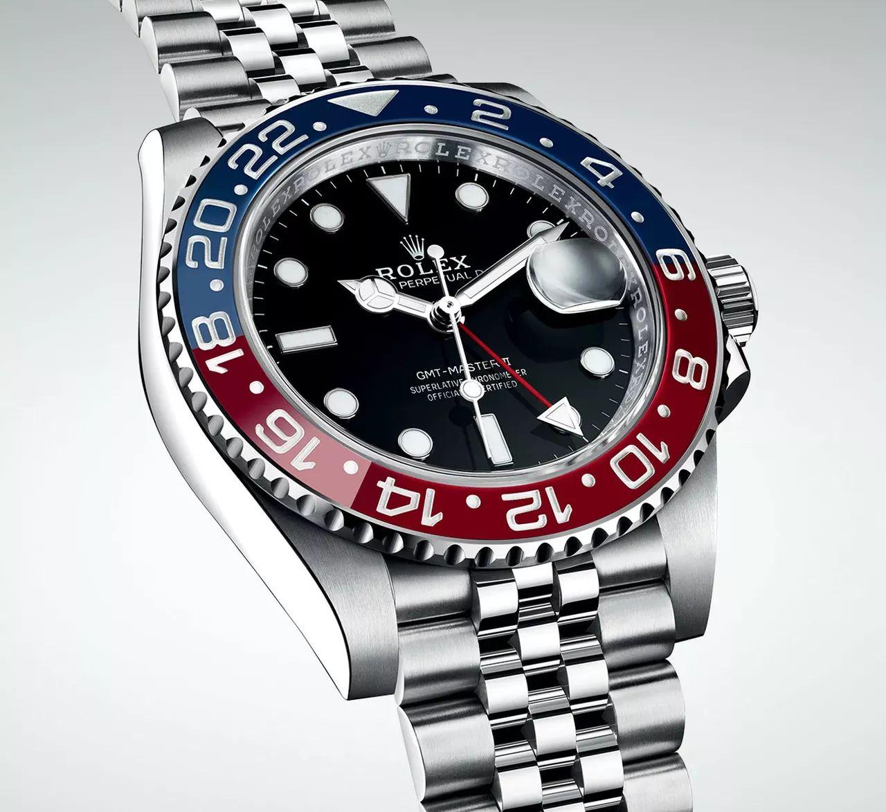 Rolex GMT Master II - aki felismeri, tudja csak igazán értékelni