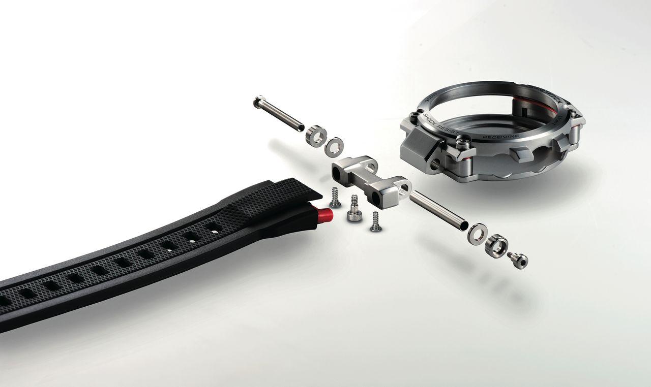 Casio G-Shock MTG G1000D - fémváz ...