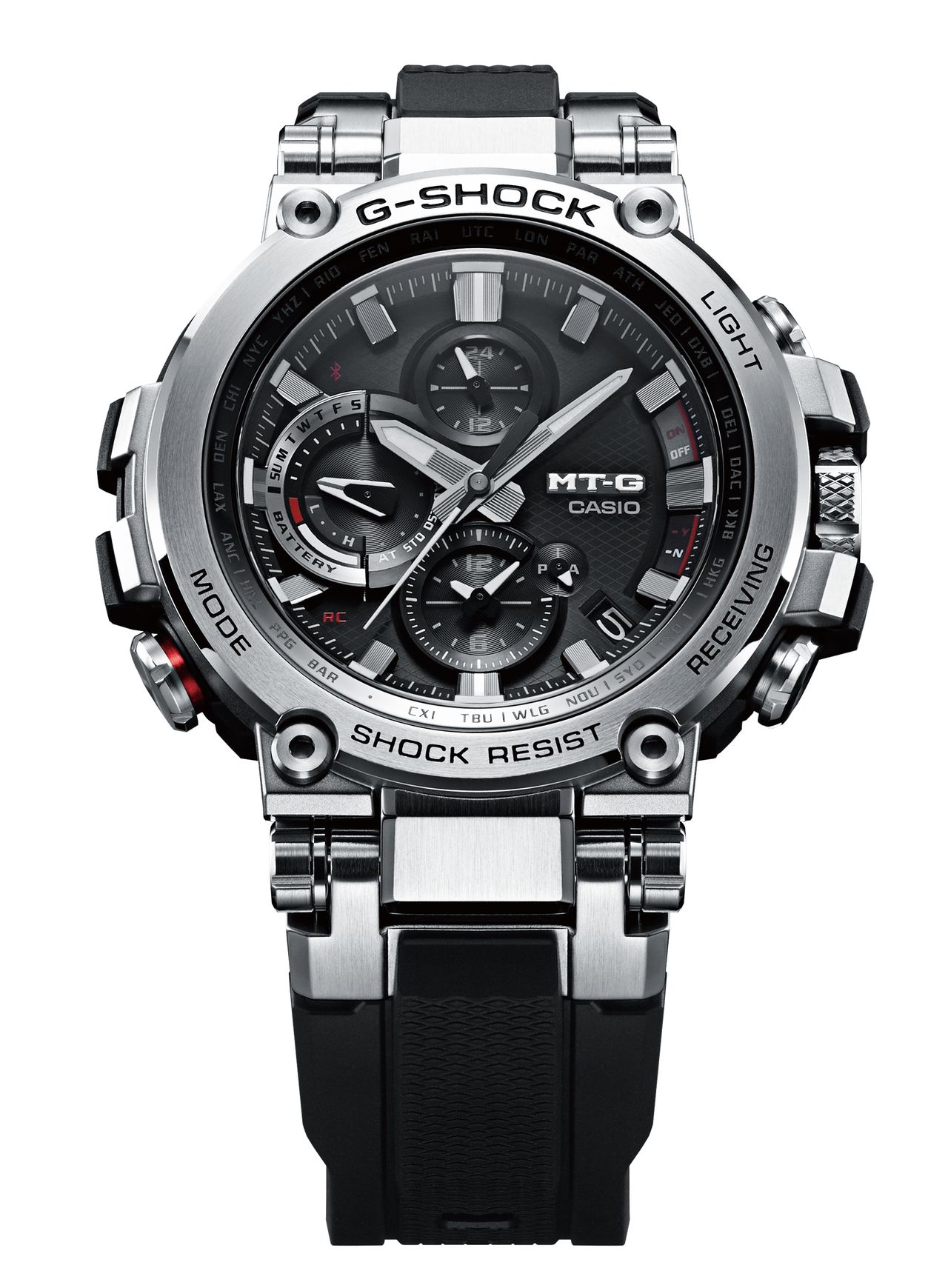 Casio G-Shock MTG G1000D - szélesnek viszont széles