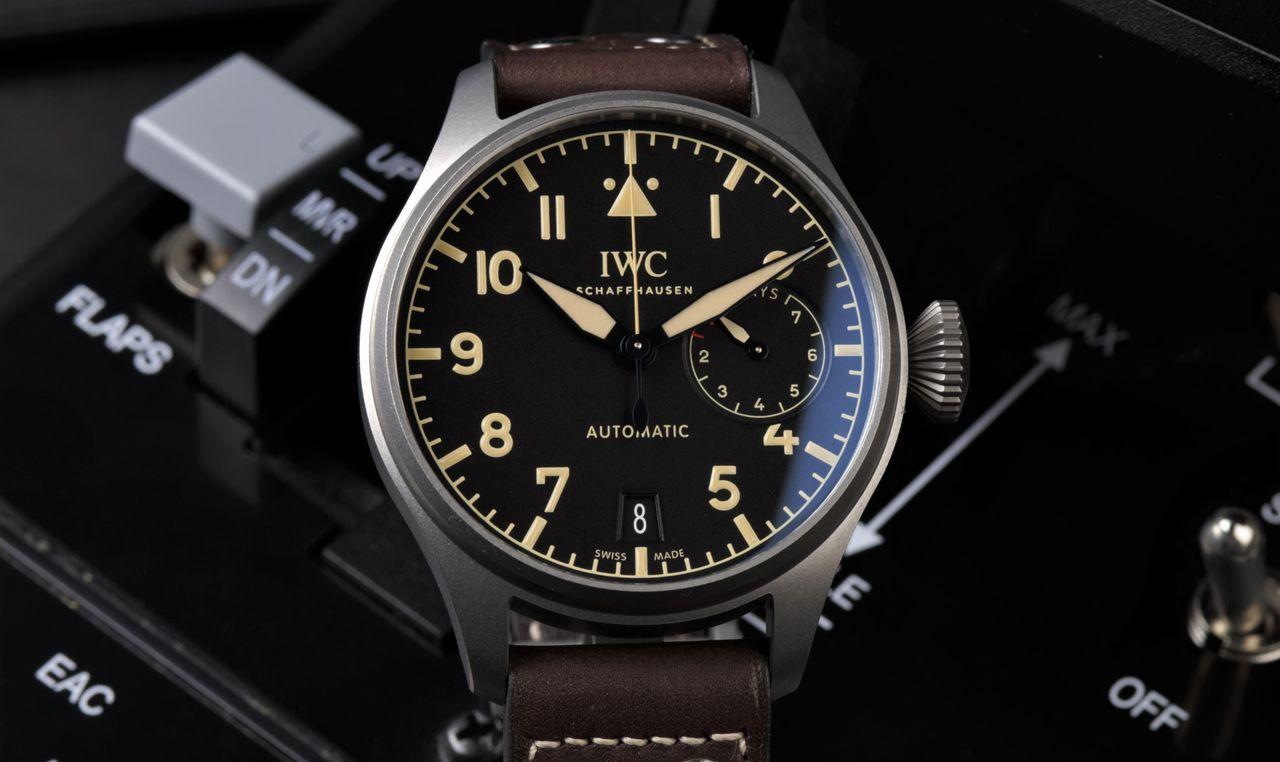 IWC Big Pilot's Watch Heritage