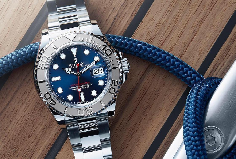 Variációk Rolex Yacht-Masterre