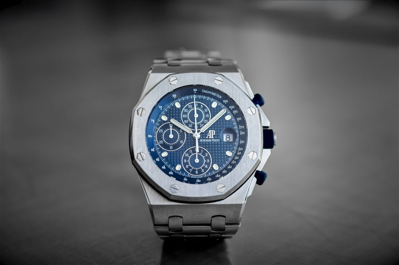 Audemars Piguet Royal Oak Offshore Chronograph Re-edition 25th Anniversary - kísért 1993