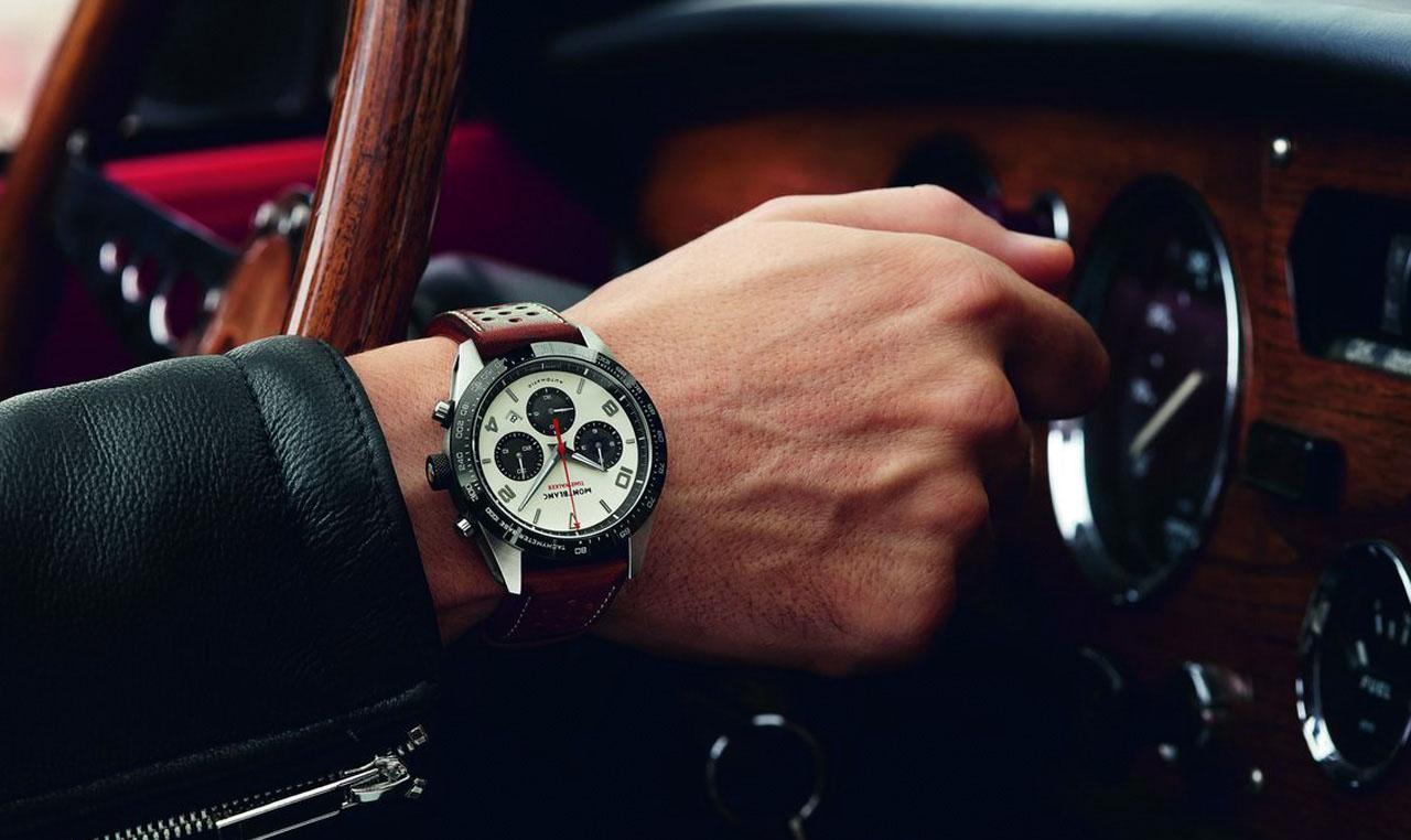 Montblanc TimeWalker Manufacture Chronograph - ha esetleg nem jött volna le, hogy kocsikázás kimondottan jól áll