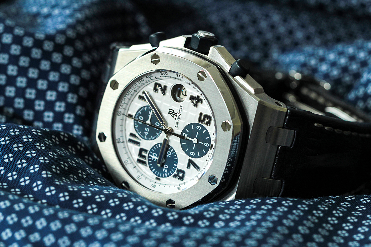 Audemars Piguet Royal Oak Offshore metszetek